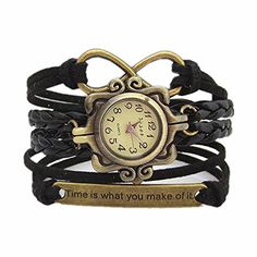 Samgo-Bronze-Charms-Ladies-Unique-Gothic-Infinite-Love-8-Shaped-Wrap-Leather-Bracelet-Quartz-Watches-0