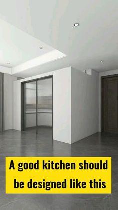 Kitchen Cupboard Designs, Kitchen Room Design, Room Design Bedroom, Pantry Design, Home Room Design, Dream Home Design, Modern Kitchen Design, Modern House Design, Interior Design Kitchen