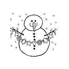 Mormon Share Christmas Snowman Snowman Free