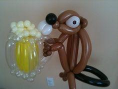 i wish i could make balloon animals.