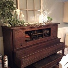 Hometalk :: Restoring an Old Piano to its Natural Beauty