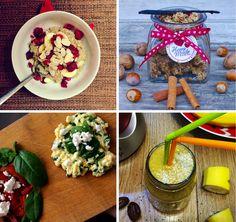 Ako by mali vyzerať ideálne raňajky? Nechsú tým správnym hnacím motorom do nového dňa a sú hotové expresne rýchlo. Áno, poznáme tie momenty, keď saledva vyškriabeš z postele… A vstať o 30 minút skôr, aby si si prichystala kráľovské jedlo, je často nemysliteľné. Preto ti prinášame raňajkové variácie, ktoré máš hotové skutočne rýchlo a každý… Continue reading → Cereal, Food And Drink, Tasty, Vegan, Breakfast, Healthy, Recipes, Recipies, Health