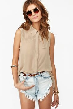 shorts - Nasty Gal Fashion