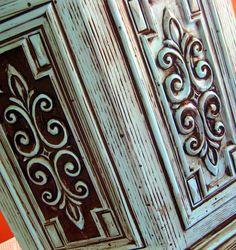 Furniture Glazing Tutorial