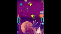 Space Brain Defence game for Adnroid by Cyborgs.pro dev studio