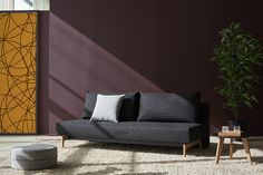 The Trym sofa bed has been designed with timeless Scandinavian timber legs and your choice of Innovation Living fabric. Outdoor Sofa, Outdoor Furniture, Outdoor Decor, Sofa Bed, Couch, Innovation Living, Canapé Design, Sofas, Love Seat