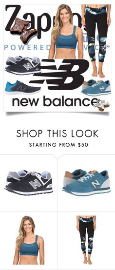 """Run the World in New Balance"" by ilona-828 ❤ liked on Polyvore featuring New Balance Classics, New Balance, Hershey's, NewBalance and polyvoreeditorial"