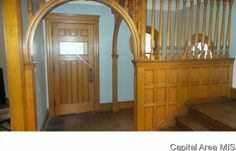 c. 1895 Queen Anne - Galesburg, IL - $112,900 - Old House Dreams