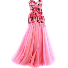 Editado por dehti ❤ liked on Polyvore featuring dresses, gowns, gowns pink, long dress, long dresses, pink gown, pink dress, pink ball gown и long pink dress