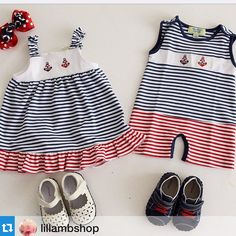 Prepping for 4th of July (via @lillambshop)