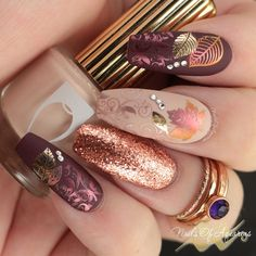Nails for Autumn