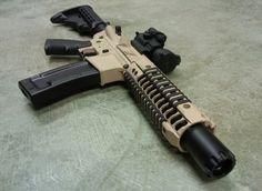 Sweet SBR build #tacticalassaultgear