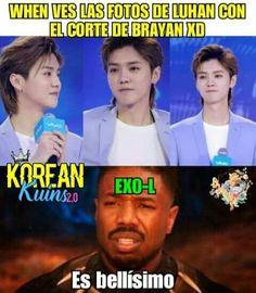 Btob, Cnblue Jung Yong Hwa, Vixx, Baekhyun, Memes Exo, Kpop Exo, Big Bang Top, Chanbaek, Michael Fassbender