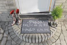 #Fußmatten von #Salonloewe Qualität und Design aus deutscher Hersttellung.