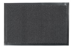 Deurmat FURU 40x60 grijs   JYSK eigenlijk voor binnen.