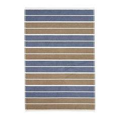 IKEA Badmatten | badkamer wit - hout, met blauw raam: daar past deze mat perfect bij :)
