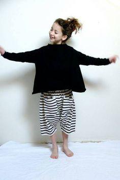 The Wolf Cub  Luna : thewolfcub.com - Stripes #kids #fashion