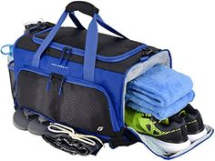 aaa04bfc23e4 Ultimate Gym Bag  The Crowdsource Designed Duffel by FocusGear -  VitaminGator