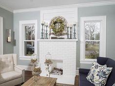 Interior design Ideas - framed windows