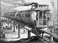 モノレール( Monorail) マイグス(Meigs)式