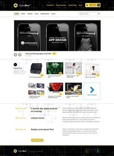 If building up an attractive and stylish website for your online business is your main concern, you should read over this wordpress theme