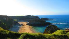 Playa de la Mexota en Tapia de Casariego (a 35 mtos. en coche)