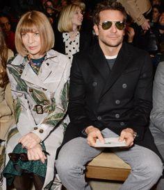 Bradley Cooper wearing Ray-Ban Aviators