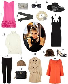 Obsessed with anything having to do with 'Breakfast at Tiffany's'