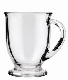 Anchor Hocking Cafe Mug Beverage Set, 16-Ounce, 6 Count Anchor Hocking http://smile.amazon.com/dp/B001CFQUGA/ref=cm_sw_r_pi_dp_x5e4tb0J54G0DEYE