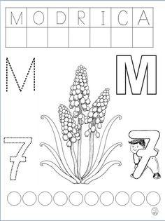 Spring Activities, Activities For Kids, Bookmarks, Jar, Creative, Flowers, Life, Alphabet, Ideas