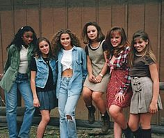 Early 90s TV Teens
