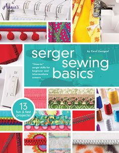 Loaded with tips and hints for sewing success, this book demystifies the anatomy, setup, and use of a serger. Whether a neophyte to sewing or someone with years of experience,crafters can learn multiple stitches and decorative techniques from this comprehensive guide. By mastering stitches such as overlock, flatlock, rolled edge, and cover stitch; techniques such as quilting and heirloom; and the finer points of garment construction, sewers can quickly and efficiently delve into new…