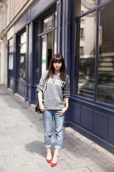 paris2london:  (via OFF DUTY | Le Blog de Betty)