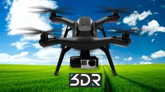 Flying The 3DR Solo Drone (4K) - http://zerodriftmedia.com/flying-the-3dr-solo-drone-4k/
