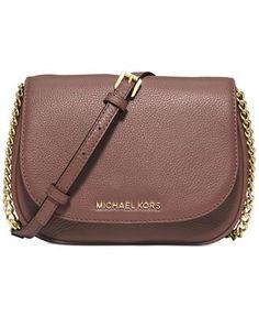 MICHAEL Michael Kors Bedford Small Crossbody Saddle Bag - Handbags & Accessories - Macy's