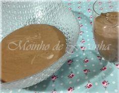 Moinho De Farinha: Mousse de chocolate caseira