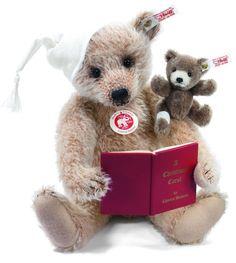 Steiff A Christmas Carol Teddy Bear
