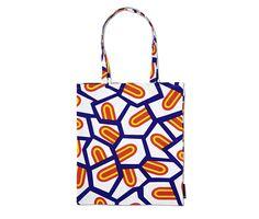 Tote bag TONGUES