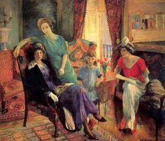 William James Glackens, 1911