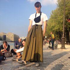 33 Men Rocking Skirts