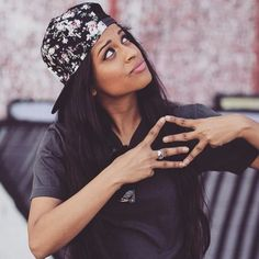 She'sIndo-Canadian, she loves unicorns, she's one of the most successful youtubers. She's known to us as ||Superwoman||. Presenting to all of you – Lilly Singh, my woman c…