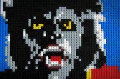 Clip de Thriller de Mickael Jackson en Lego.