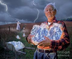 The Lightning Catchers by Bryan Allen