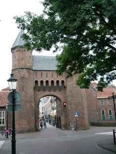 Kamperbinnenpoort, Amersfoort, Netherlands
