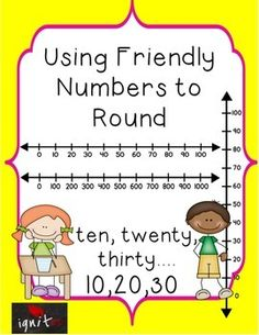 ... worksheets for practicing rounding to the nearest ten and hundred For