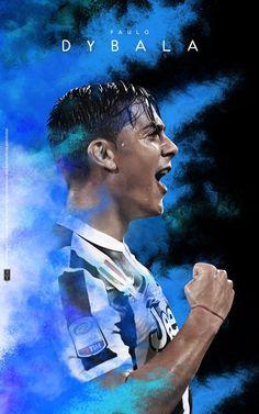 Paolo Dybala  #football #art #juventus #dybala
