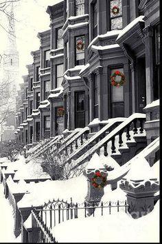 Carroll Street, Park Slope, Brooklyn, NY