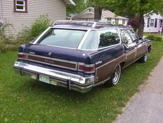 Station Wagon of the Day - 1976 Buick Estate - Station Wagon Forums