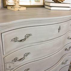 Paris Grey Chalk Paint - French Provincial Dresser
