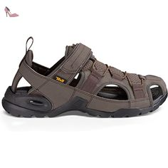 Teva Forebay 2 Sandals UK 13 Black Olive - Chaussures teva (*Partner-Link)